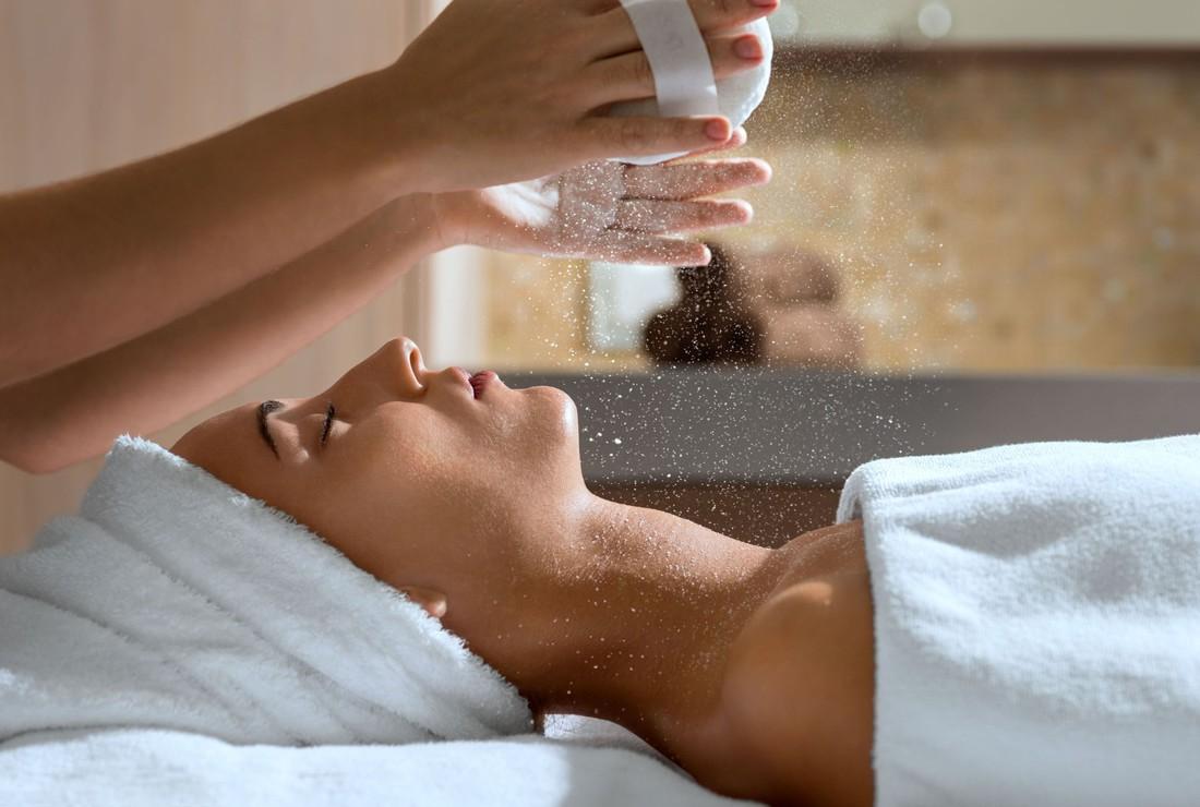 Facial treatment Serenity Spa