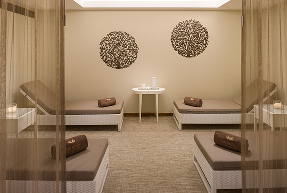 Relaxing area Serenity Spa