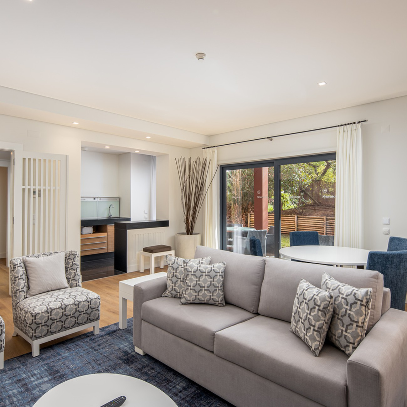 Apartamentos renovados