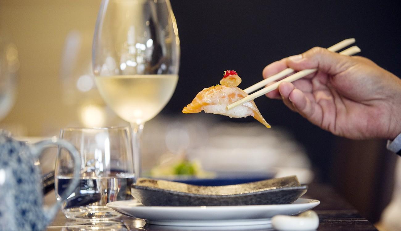Sushi Yakuza Cascais